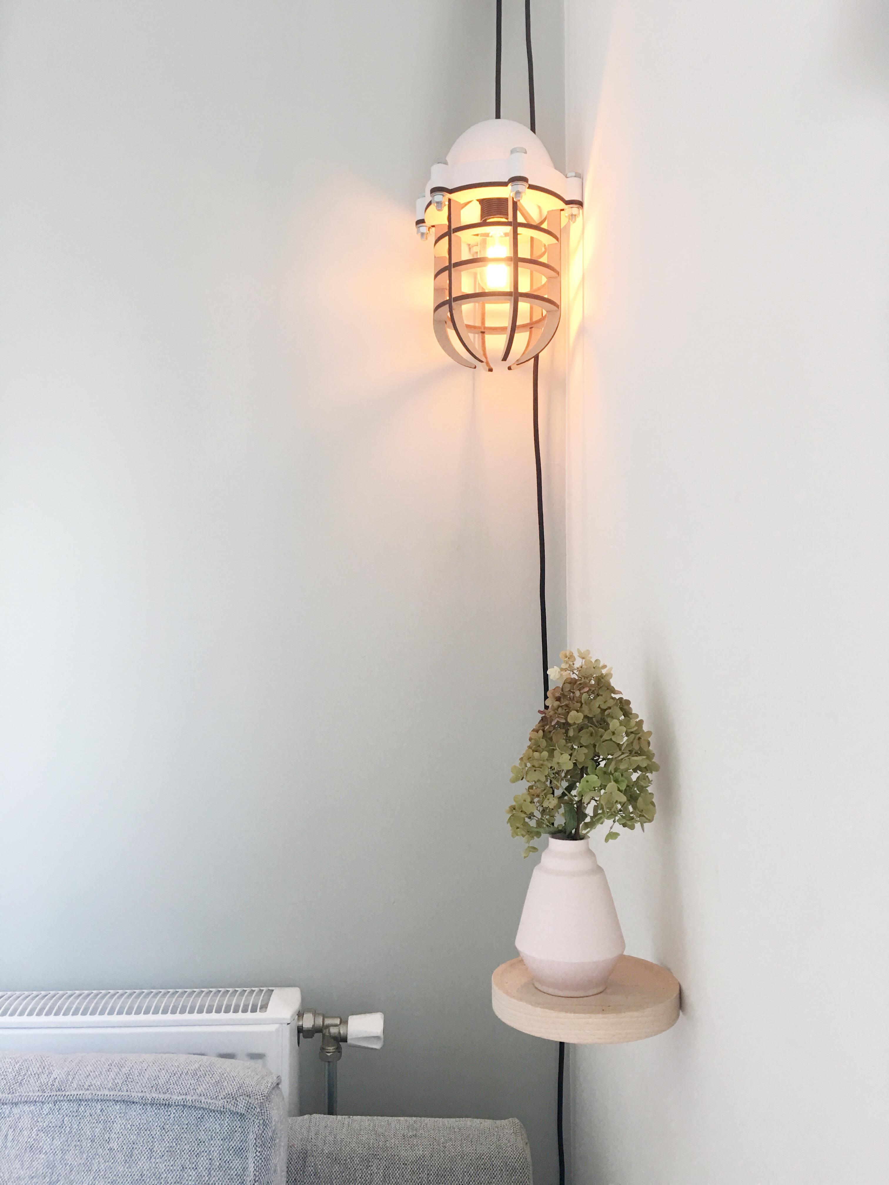 Een multifunctionele lamp – stijlinge