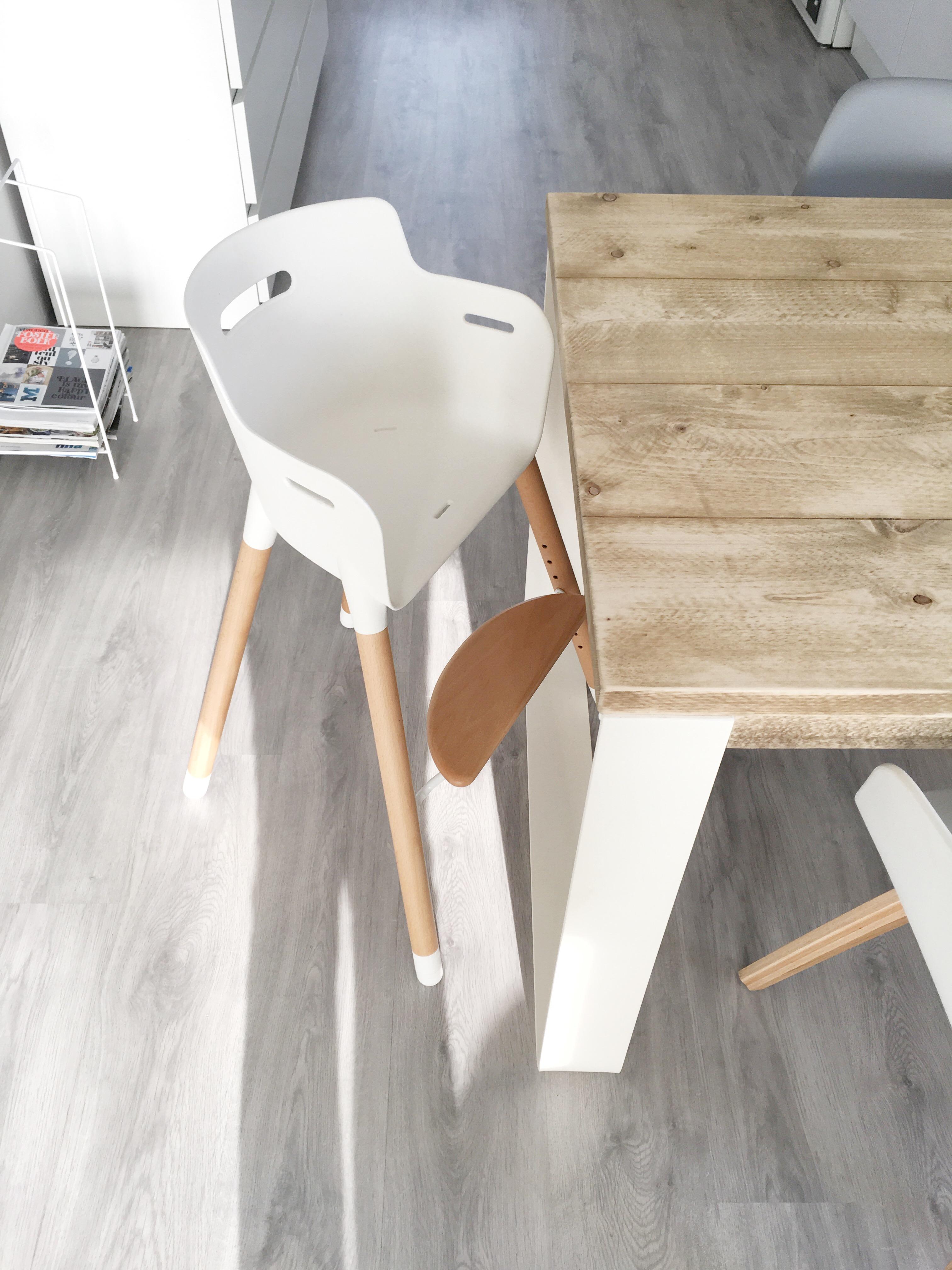 Scandinavisch design voor jace for Eettafel scandinavisch